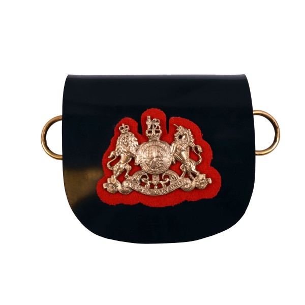Ammunition Pouch Bag for Household Cavalry (HCav) Soldiers - No.9  - British Army