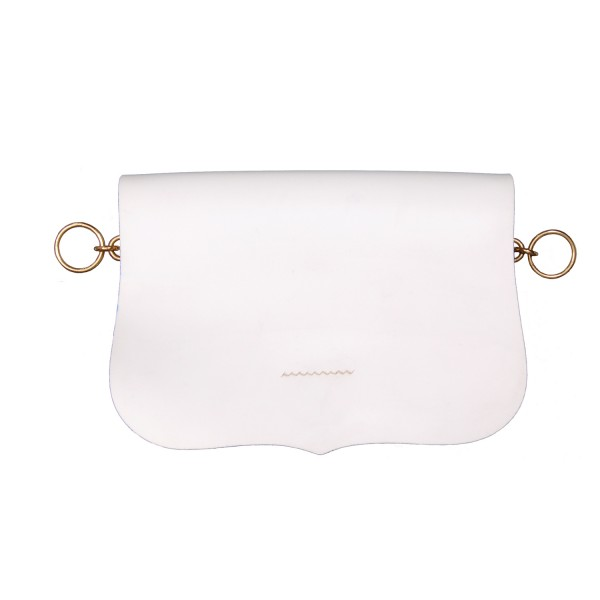 White Musicians Pouch - Royal Marines