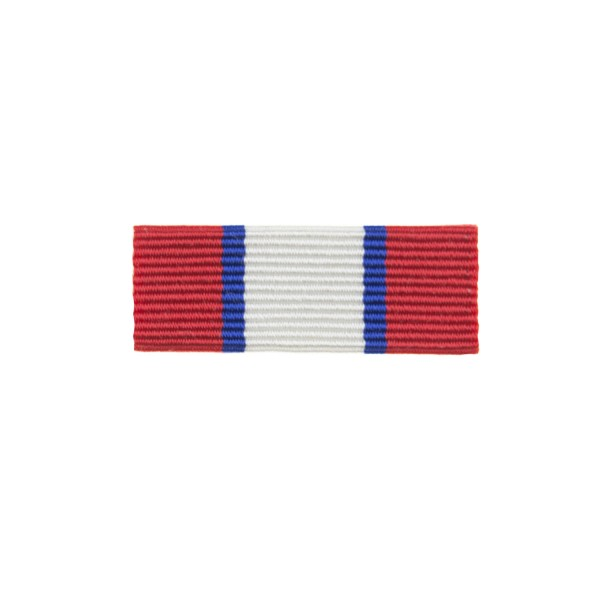 32mm Diligent Medal for Fire and Rescue Department Medal Ribbon Slider