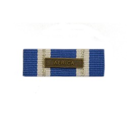 38mm NATO Africa Medal Ribbon Slider