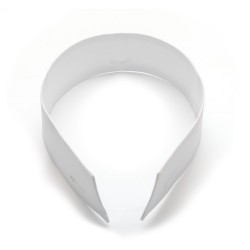 "20"" Patrol Collar White - No. 1 Dress"