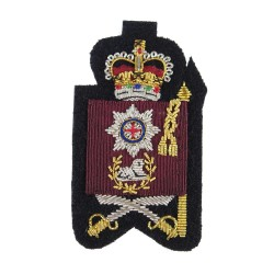Warrant Officer Class 2 (WO2) Colour Sergeants and Company Quartermaster Sergeants  - Coldstream Guards - British Army Badge