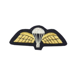 Parachute Wings - Life Guards - Qualification British Army Badge