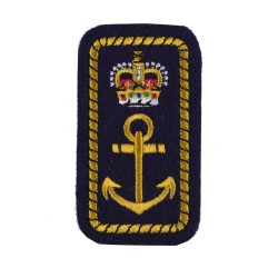Fleet Chief Engineer - Qualification Badge - Royal Logistics Corp (RLC) - British Army Badge