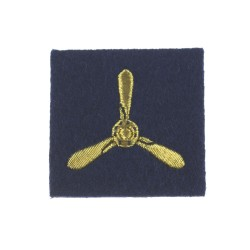 Senior Aircraftsman - Qualification Badge - Royal Air Force Band (RAF) Badge