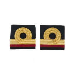 Surgeon Sub Lieutenant Dental (D) - Slider Epaulette - Royal Navy Badge