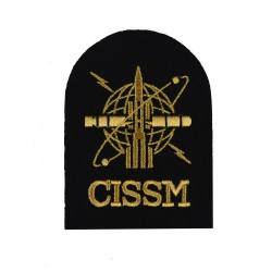Basic Rate - Weapon Engineering Branch - CISS Submarine -  Royal Navy Qualification Badge