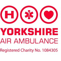 Wyedean Charity 2016: Yorkshire Air Ambulance