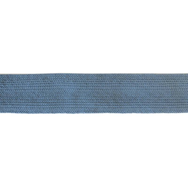 44mm – RAF Blue Worsted Flat Braid