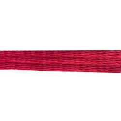 20mm - Twill Webbing - Polyester Double Weave- Pink
