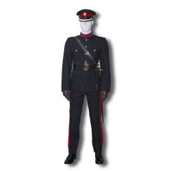 No. 1 Dress - Lieutenancy Uniform - Navy Blue