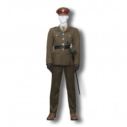 No. 2 Dress - Lieutenancy Uniform - Khaki